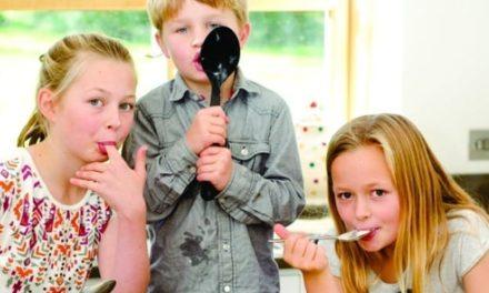 Recipe: Christmas Ice Cream Treat