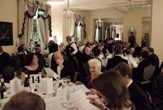 Annual Royal Hotel Gala Dinner's Record Breaking Year