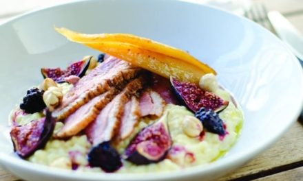 Recipe:  Pan Fried Duck from Tramezzini