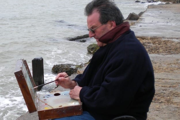 ISLAND ARTISTS: Tony Westmore, by Robin McInnes