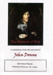 john donne writing style A presentation about the life and works of english poet john donne  and in part for his 'rough' style of writing various donne revivals  john john donne: the.