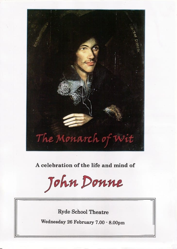john donne style John donne's position as a revered and respected poet is not unjustified  in  order to examine donne's innovative style i will discuss five of his poems,.