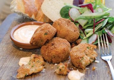 Bembridge Crab Cakes