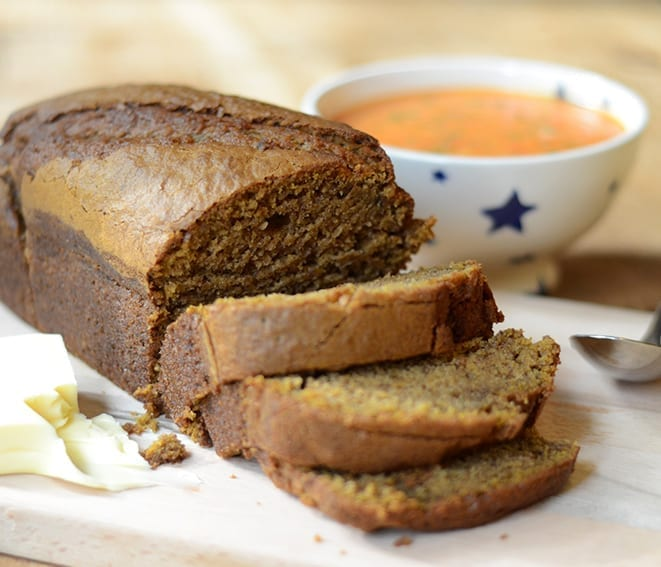 Pumpkin Bread by Finn Guy