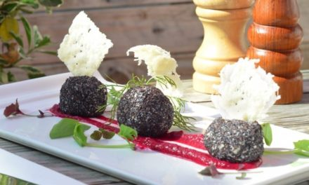 Mackerel Bonbons at The Shed