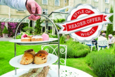 WIN Afternoon Tea at The Royal Hotel