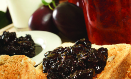 Easy-Peasy Plum Jam
