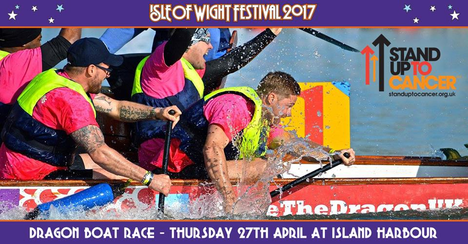 Isle of Wight Festival Dragon Boat Race