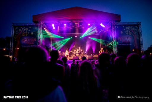 Win A Family Ticket to Rhythmtree Festival