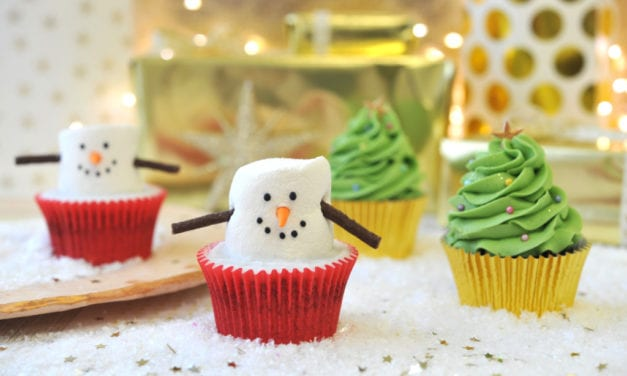 Cupcake decorating ideas from Gladys May Cakery