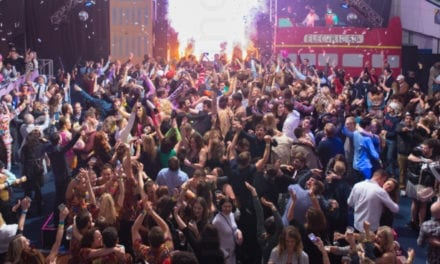 WIN tickets to Electric Disco New Year's Eve Party