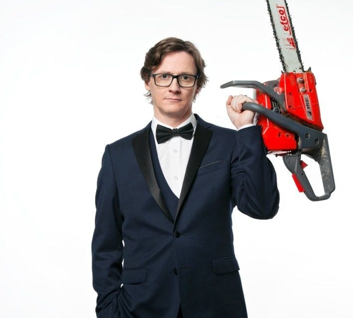 WIN tickets to see Ed Byrne at Shanklin