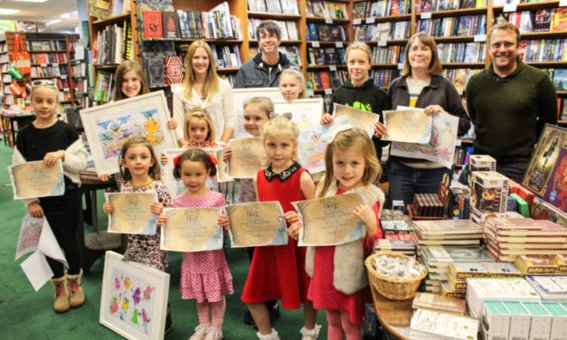 Colouring competition attracts artists of all ages