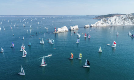 World famous Round the Island Race set to attract sailors from  around the world as entries for 2019 open