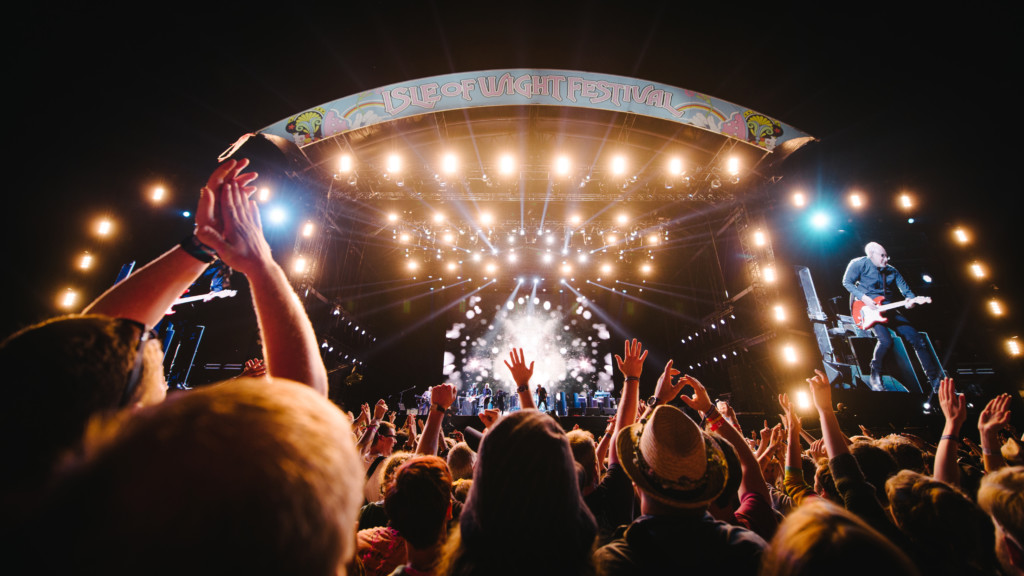 ISLE OF WIGHT FESTIVAL 2019 EXPERIENCE THIS YEAR'S THEME OF, SUMMER OF '69 – PEACE & LOVE