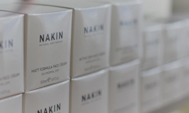 PRODUCT REVIEW: NAKIN SKINCARE